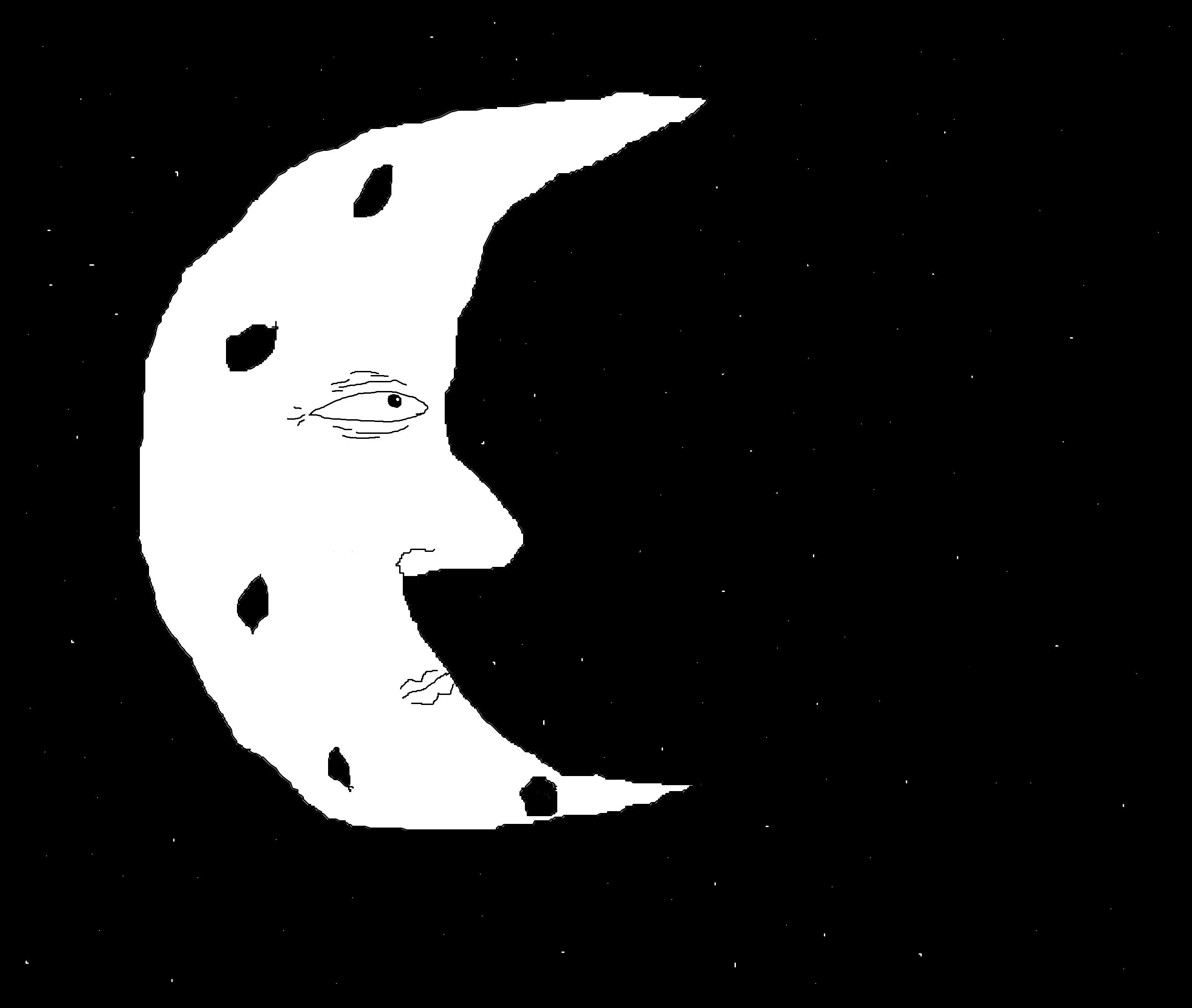 It's da moon