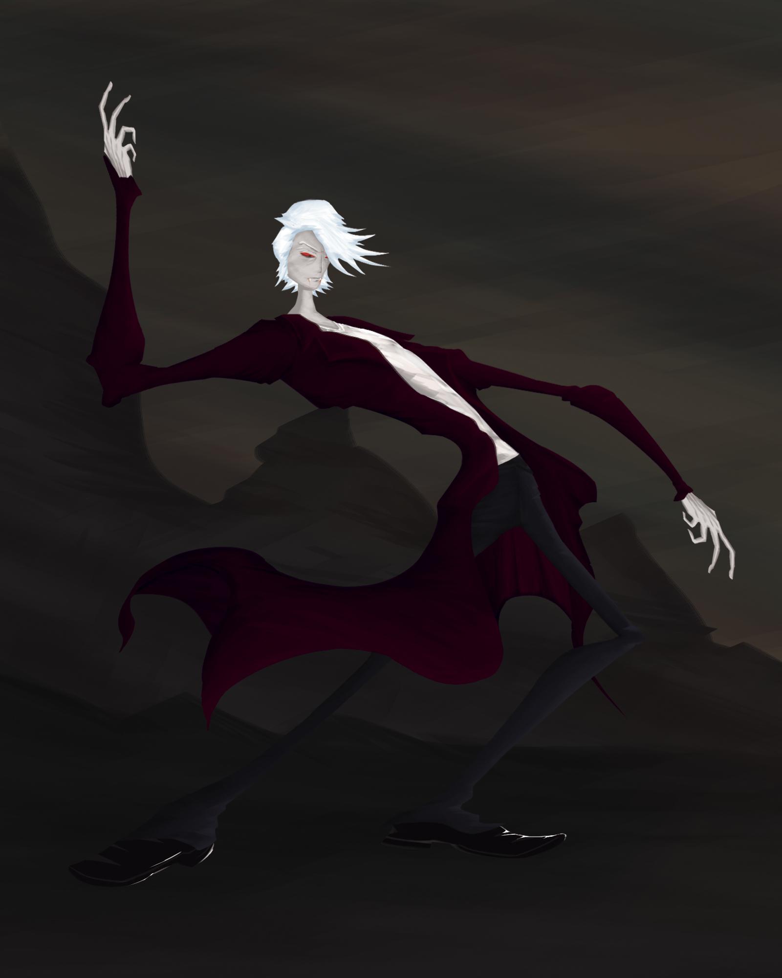 Vampire Character