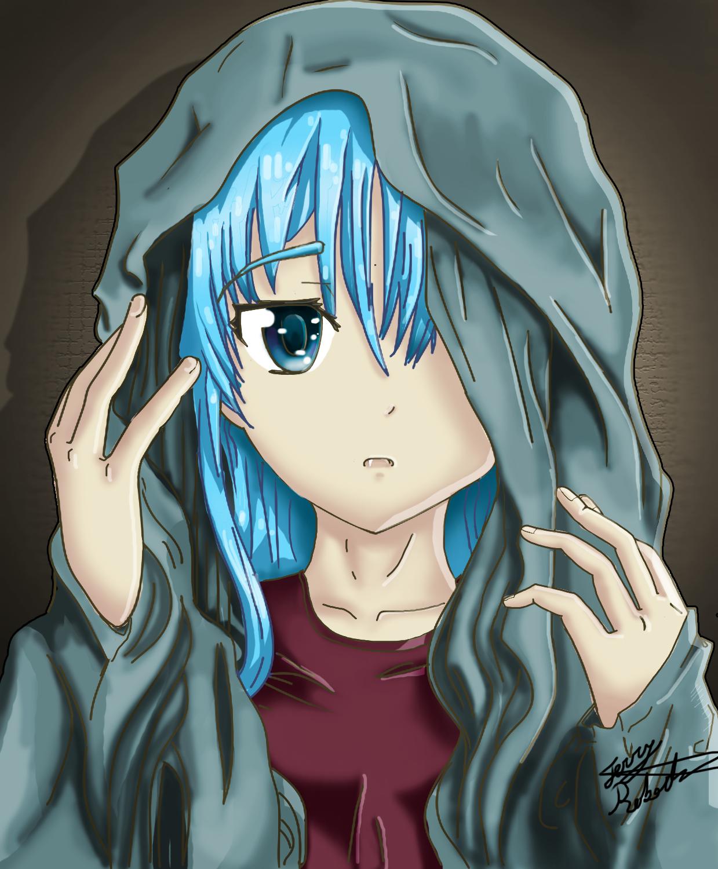 anime painting