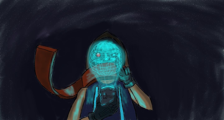 Hologram 3412