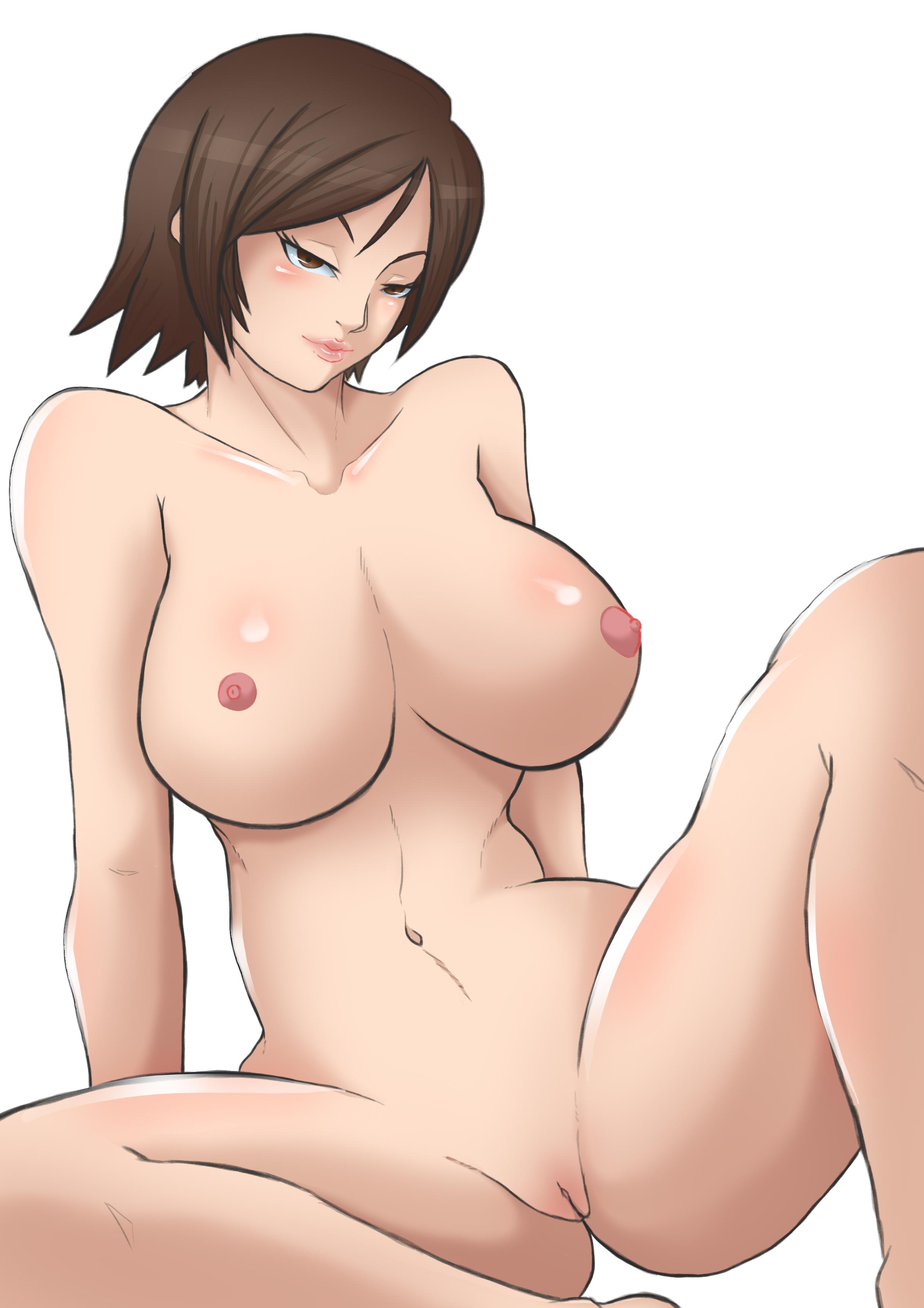 Asuka Kazama Nude