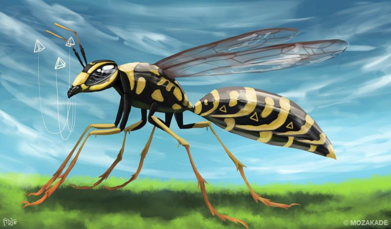 Summer Wasp