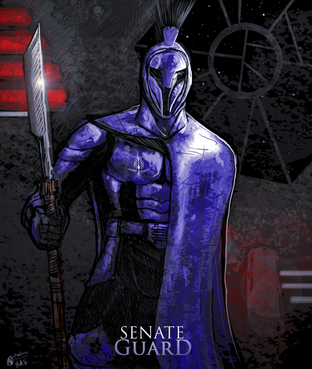 MW Senate Guard