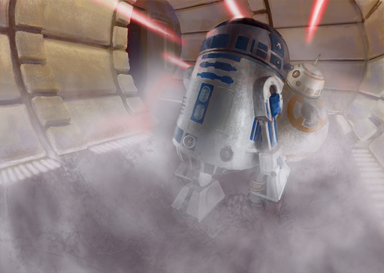 R2's Day Out