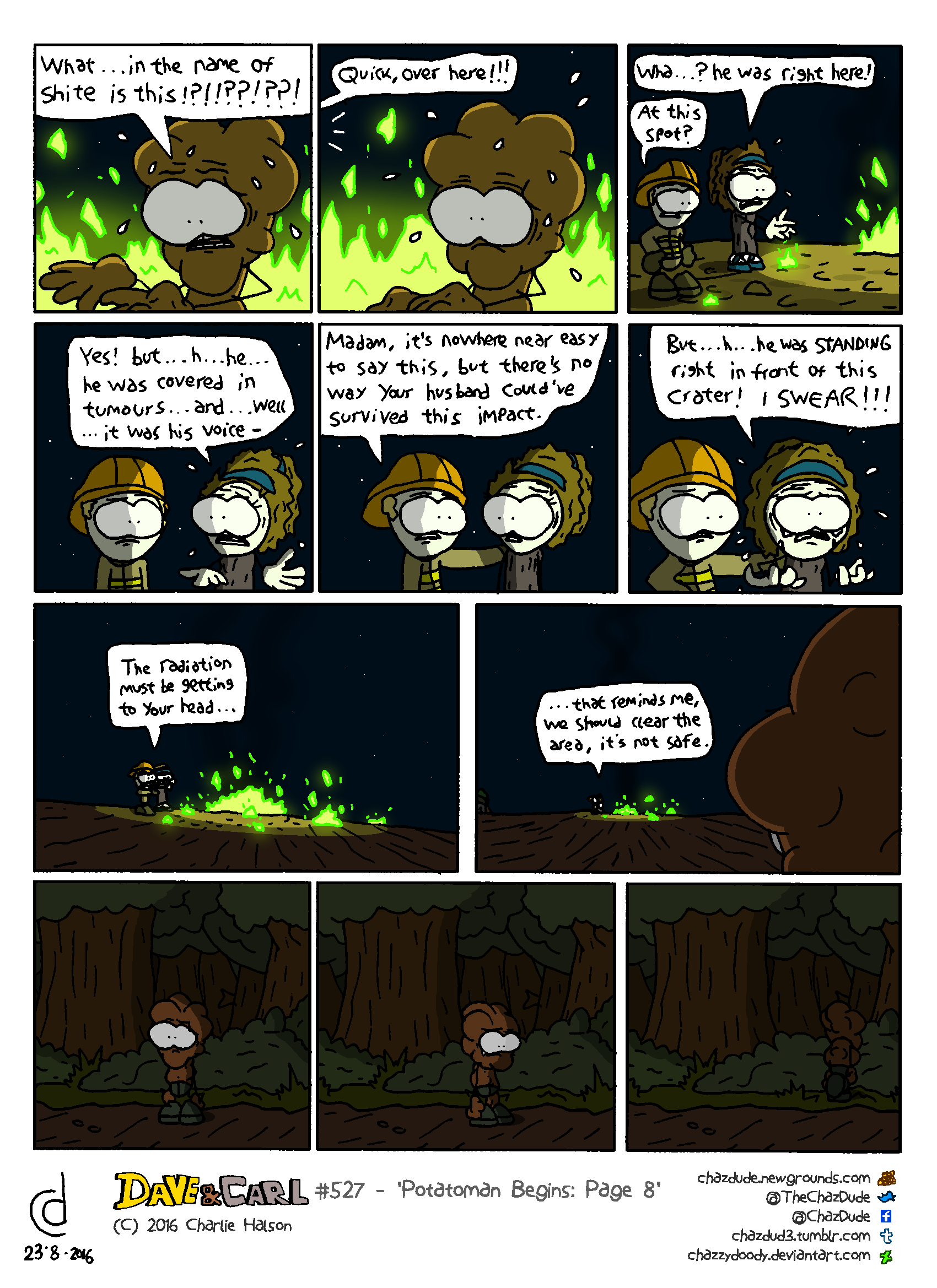 Potatoman Begins: Page 8