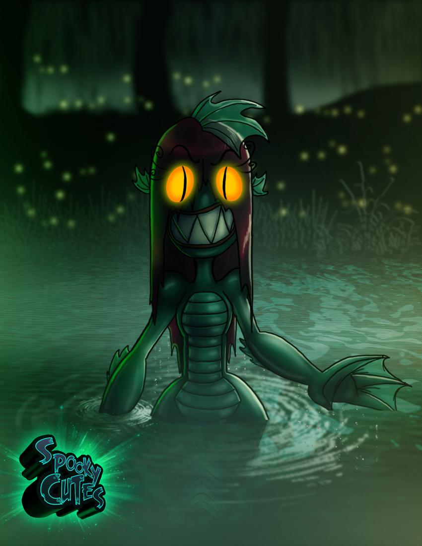 The Swamp Creature