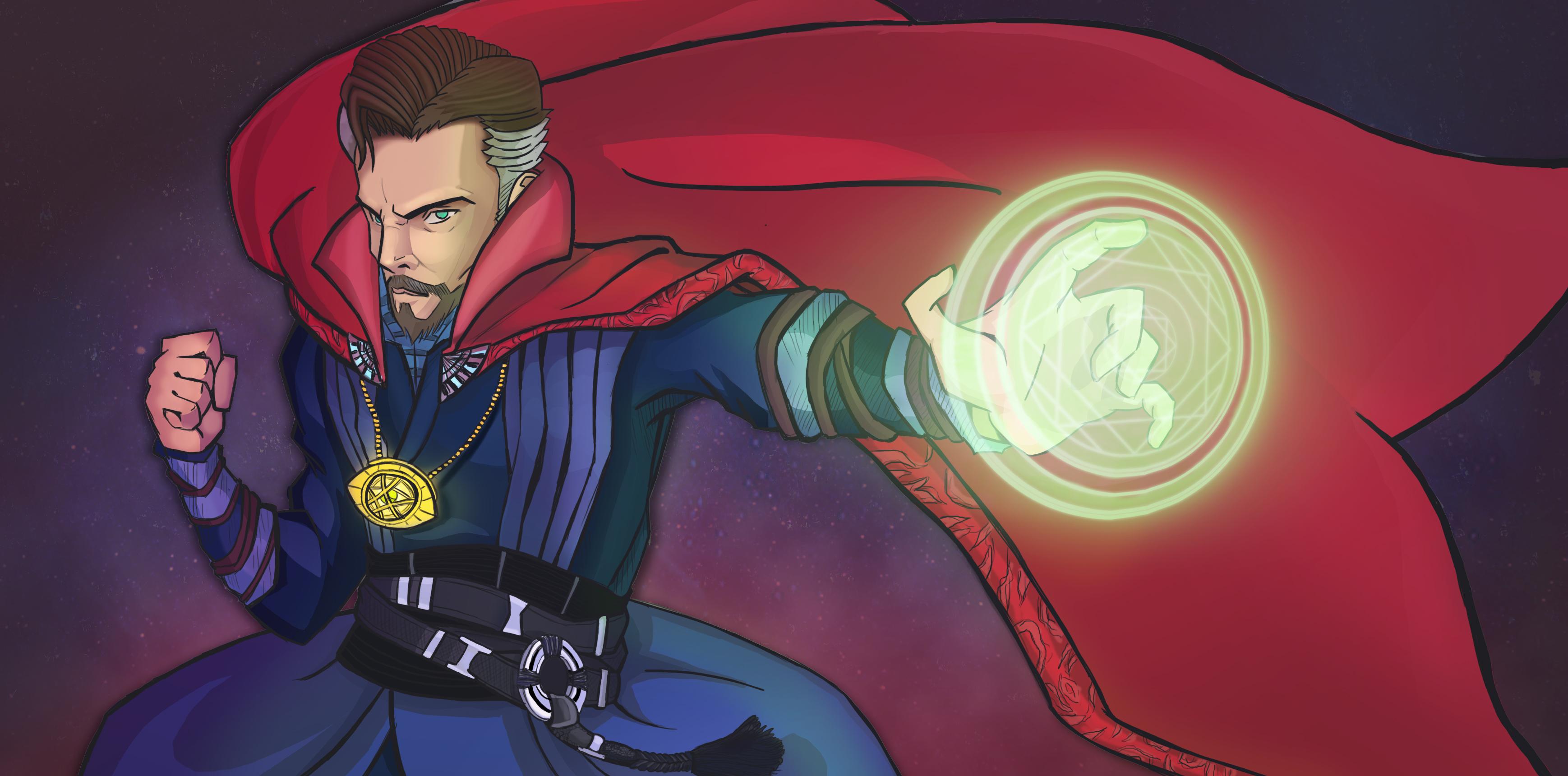 Doctor Strange Fan Art