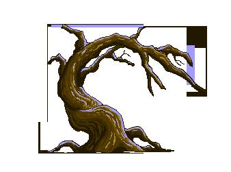 Haunted Tree [10-30-16]