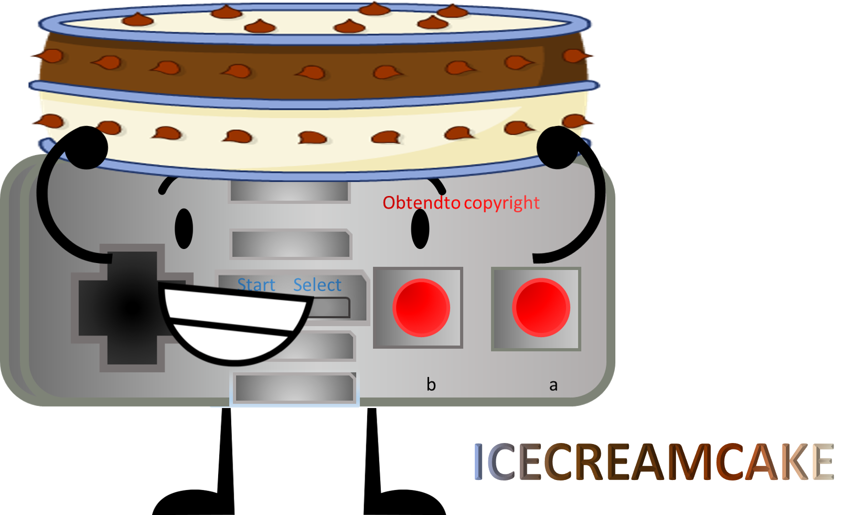 icecreamcake logo