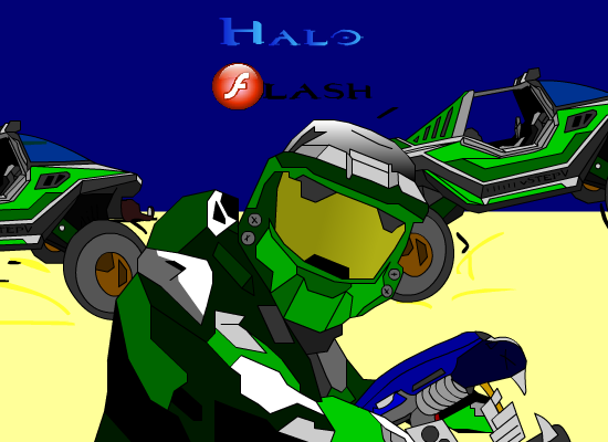 Halo Flash