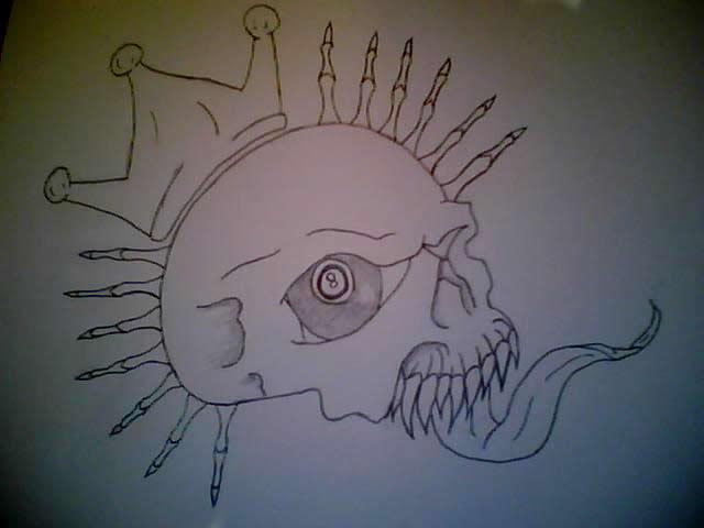 Skull N Crown