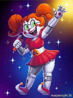 Circus Baby!