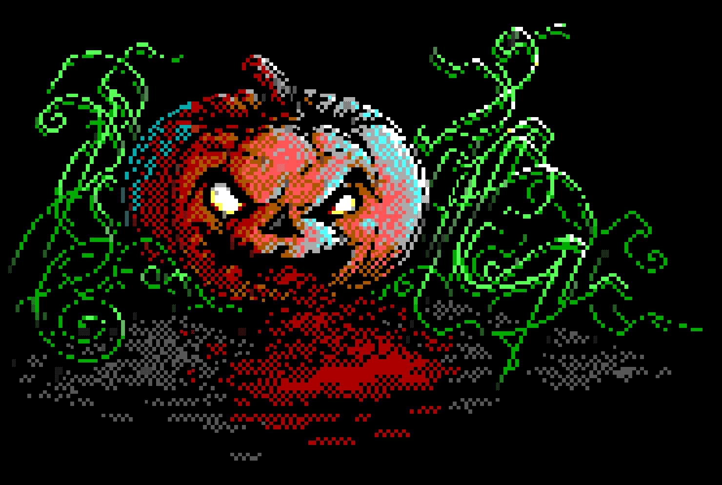 8bit Pumpkin