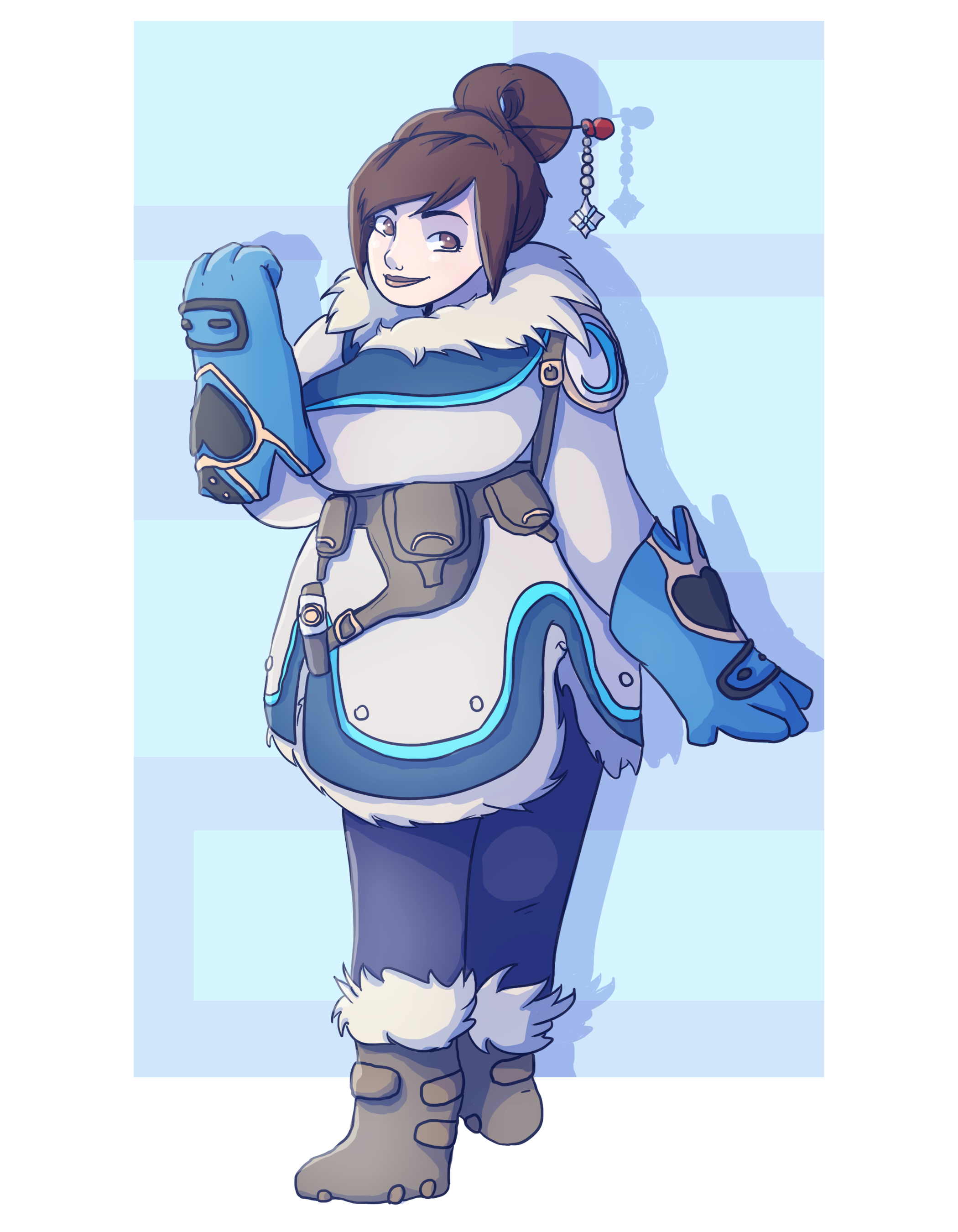 Overwatch Mei - Request