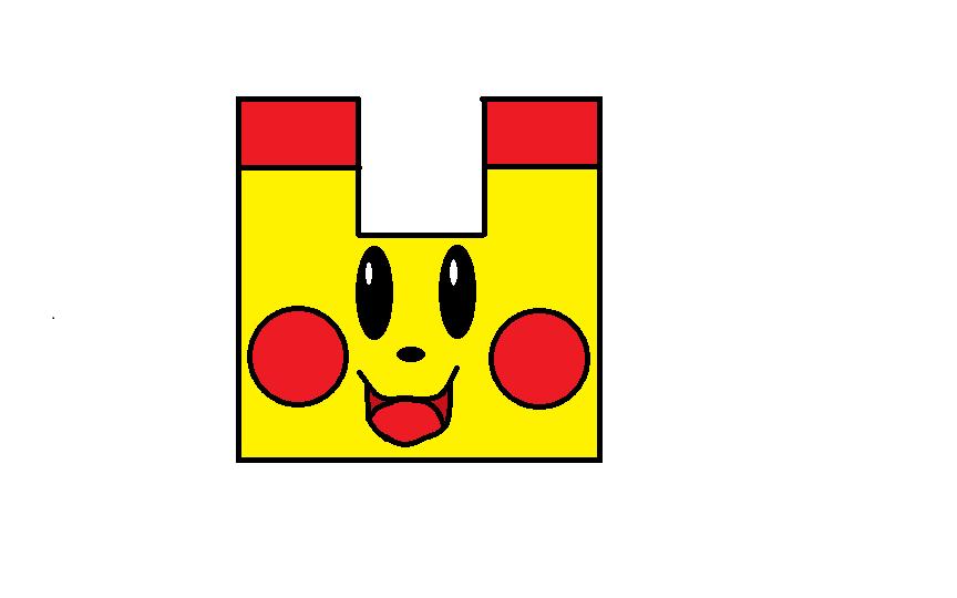 Pika-Cube!