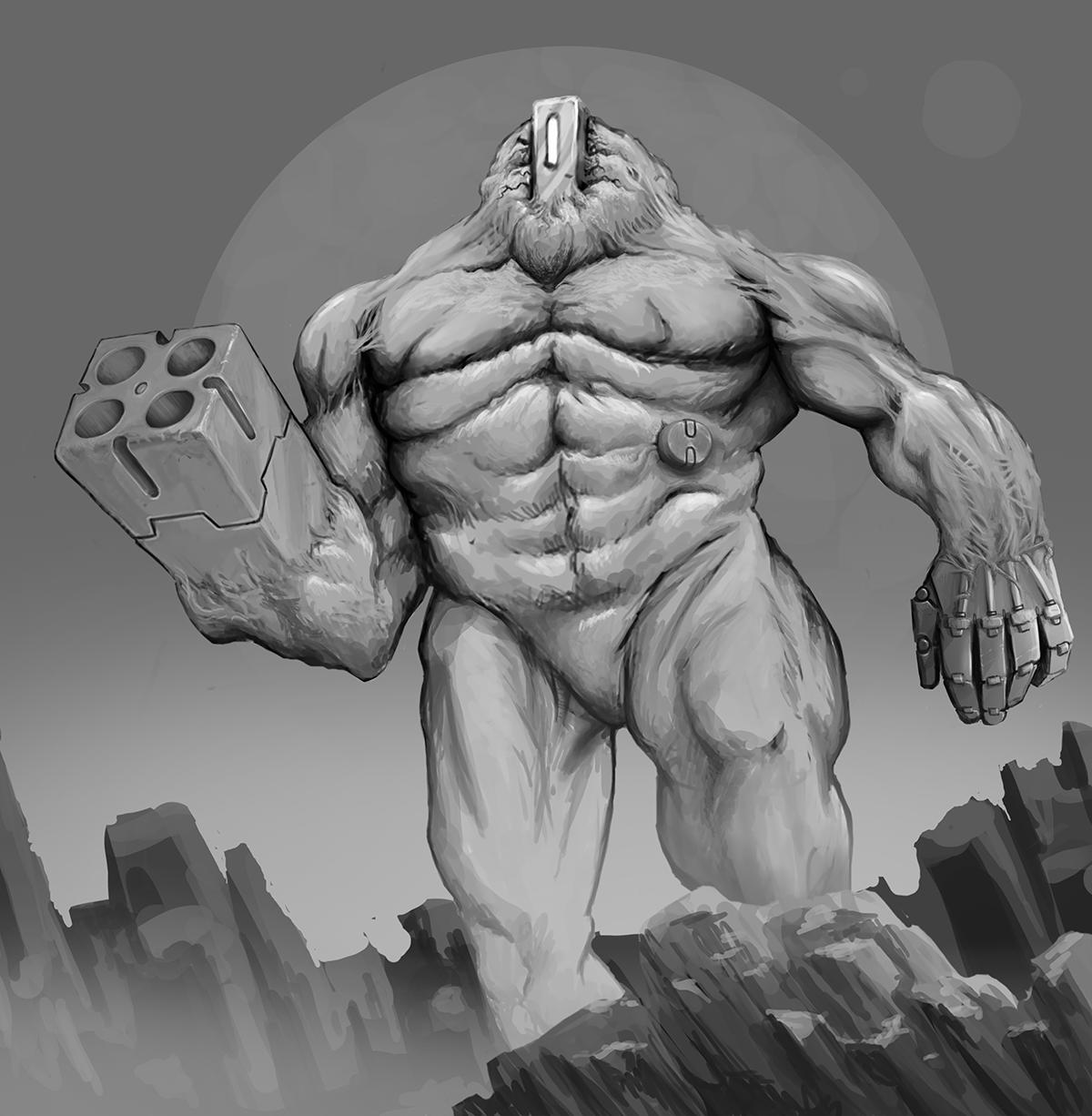 Techno Demon