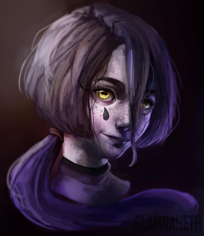 Glamraneth Portrait