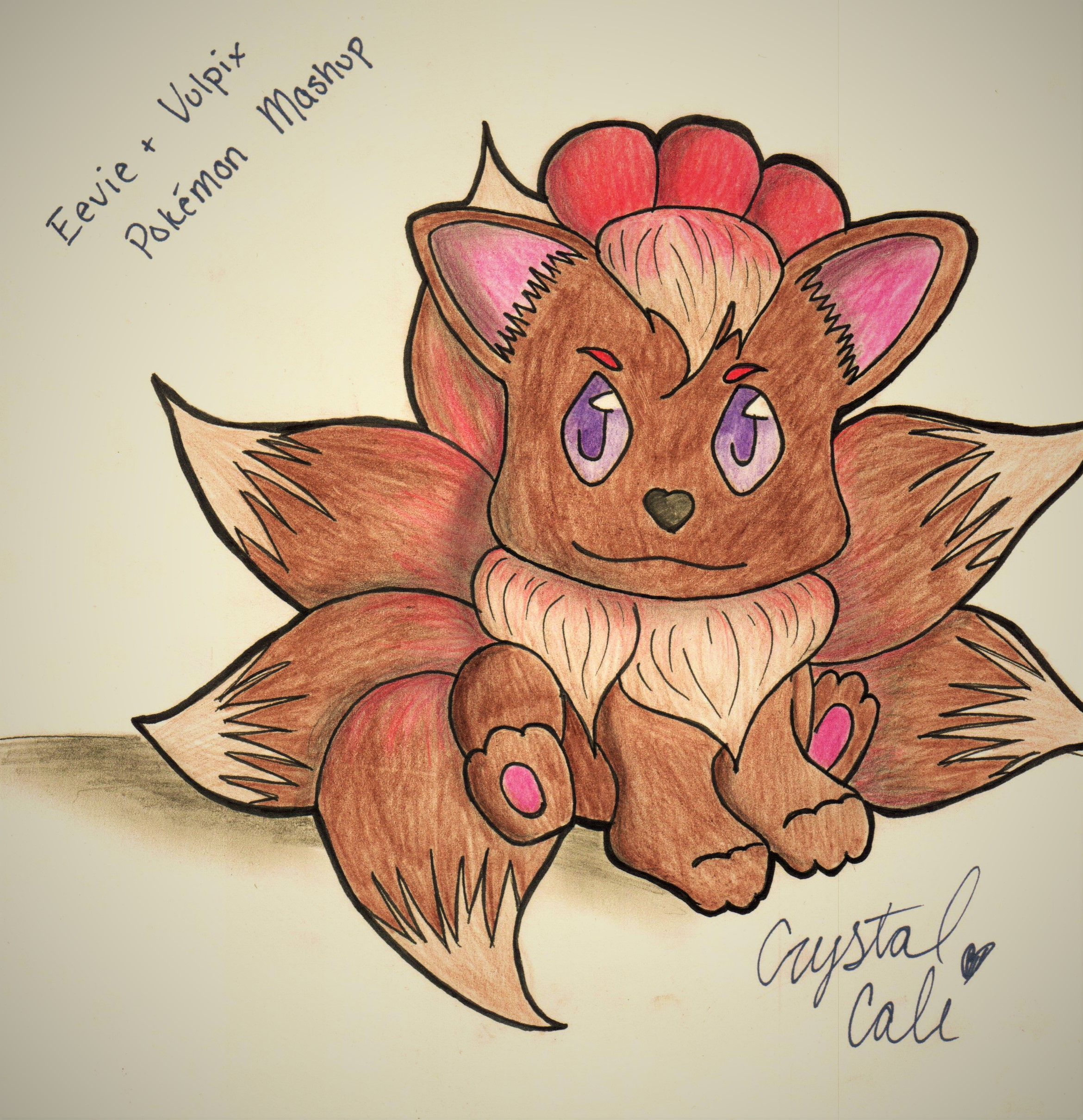 Eevix (cuz it had to be fluffier)
