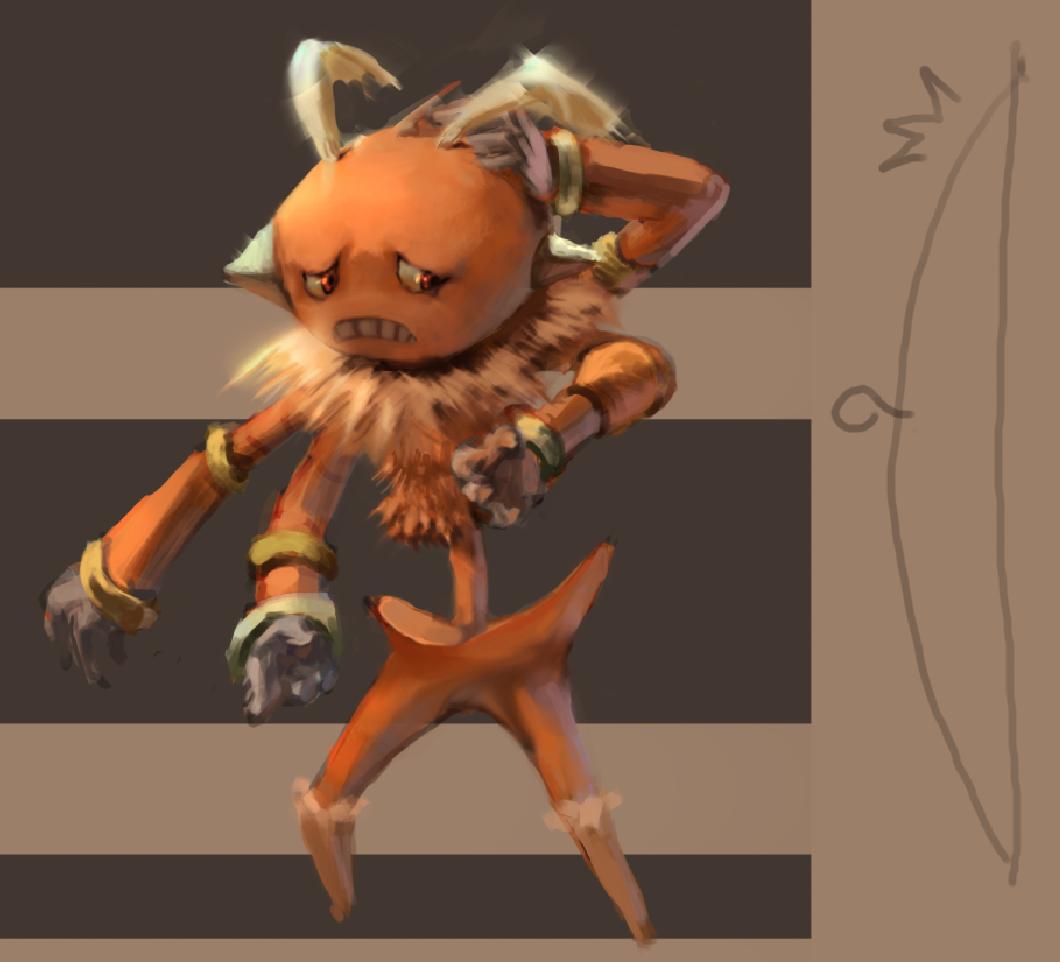 Twig w/o costume