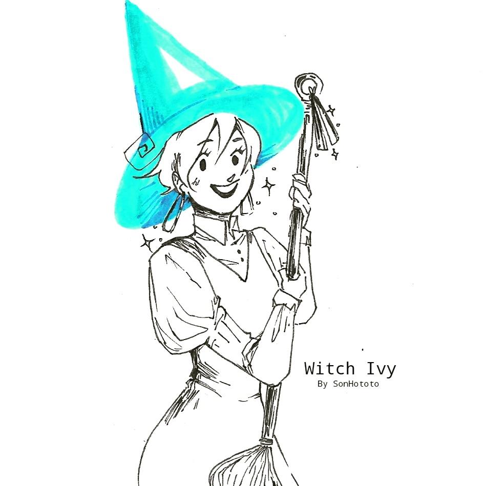 Witch Ivy