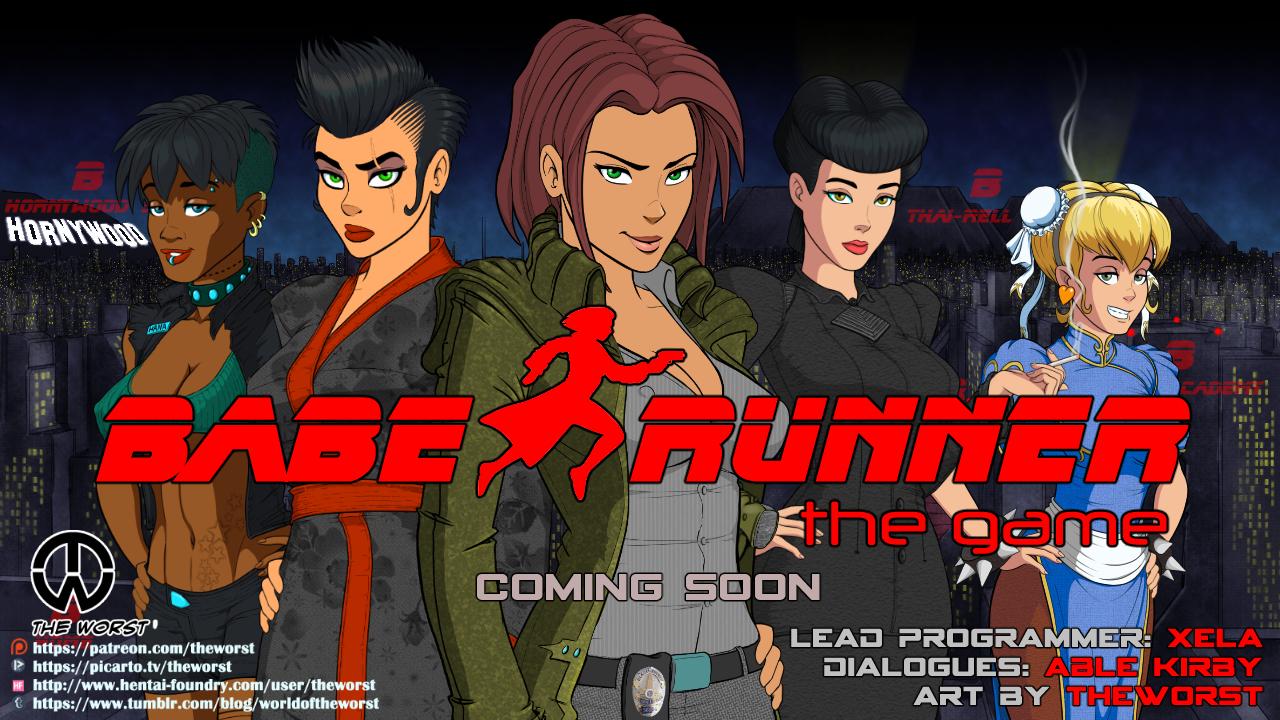 Babe Runner - NEW official teaser ^^