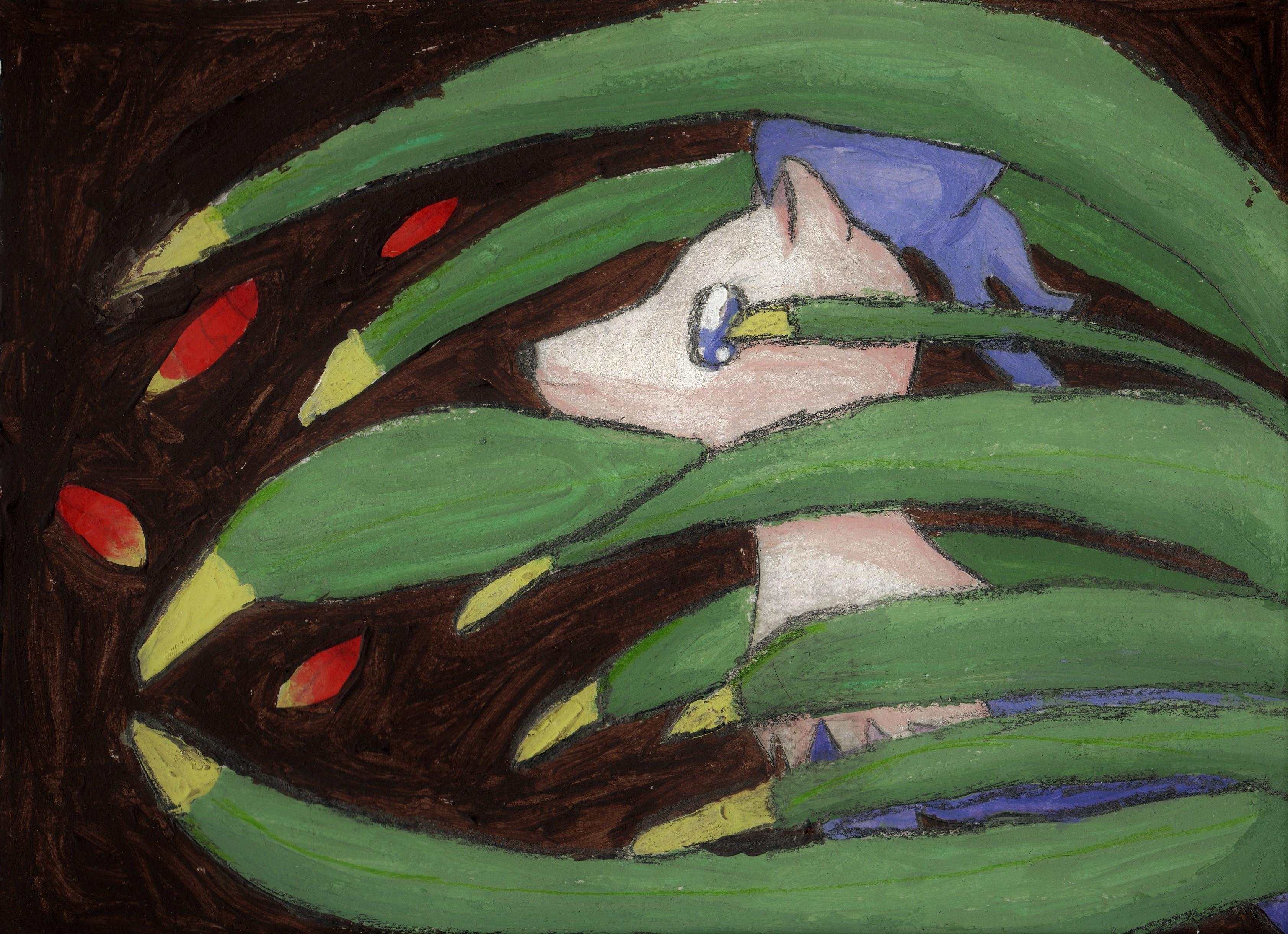 NineTales+Oddish- Two Elements Combine