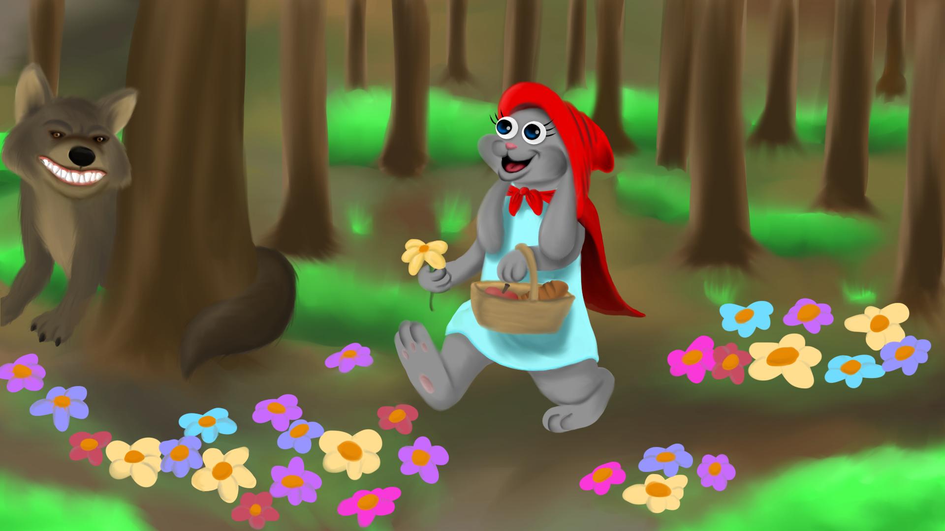 Red Riding Rabbit