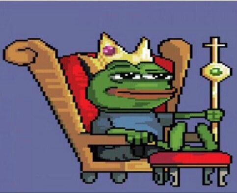 Pepe king