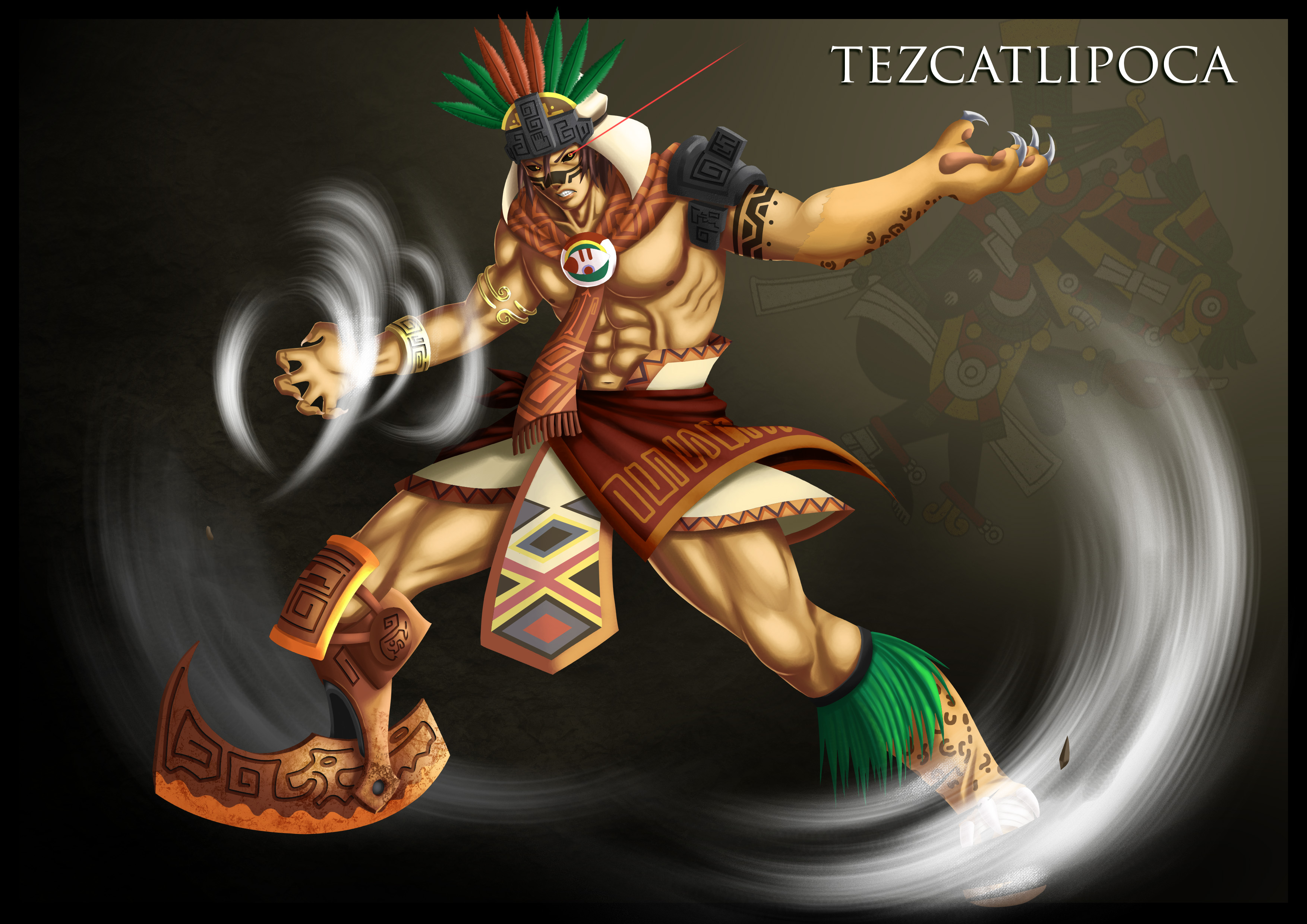 Tezcatlipoca
