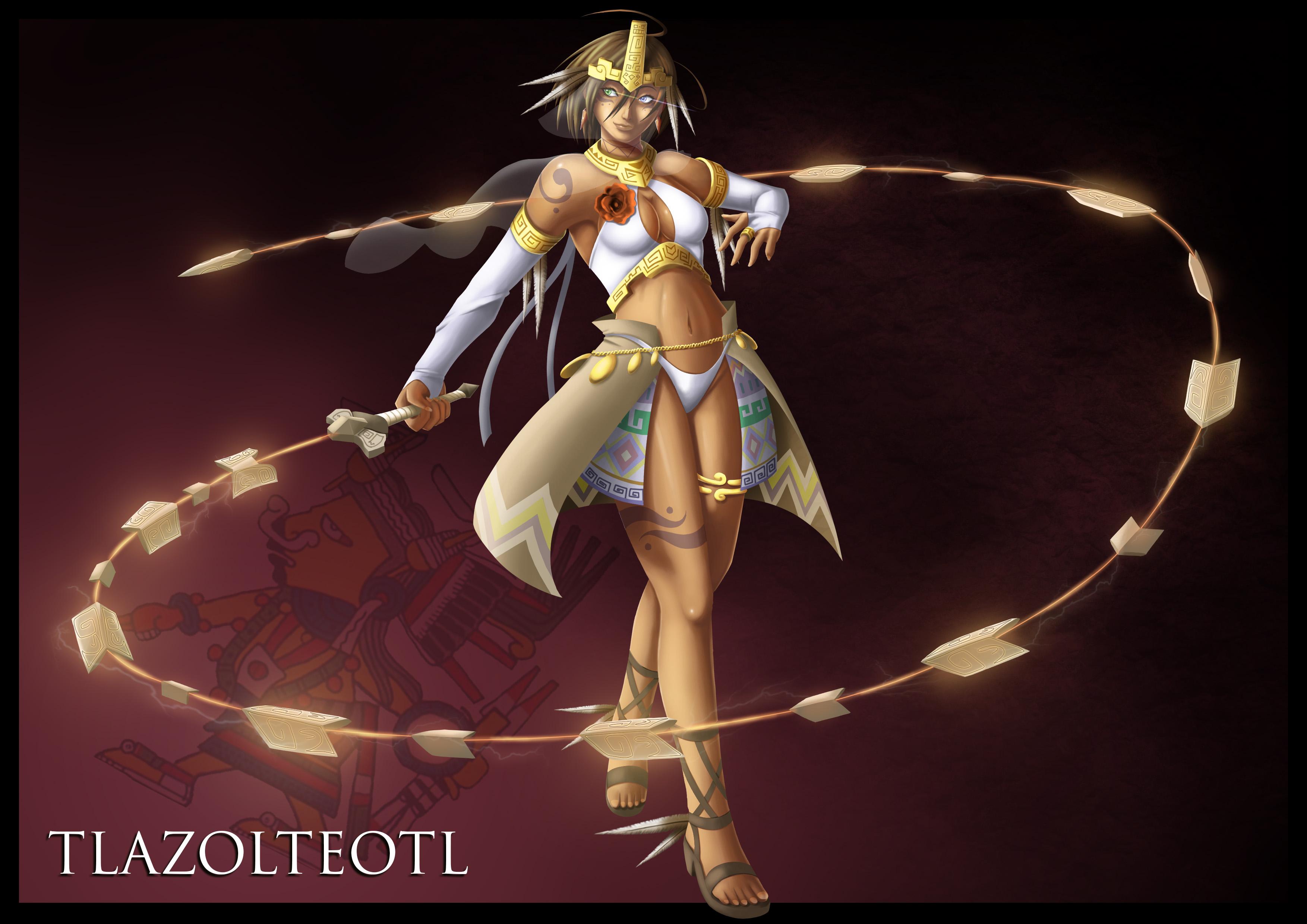 Tlazolteotl