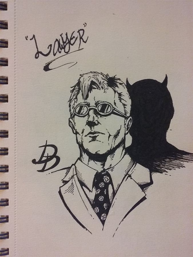DAY 07 - Lawyer