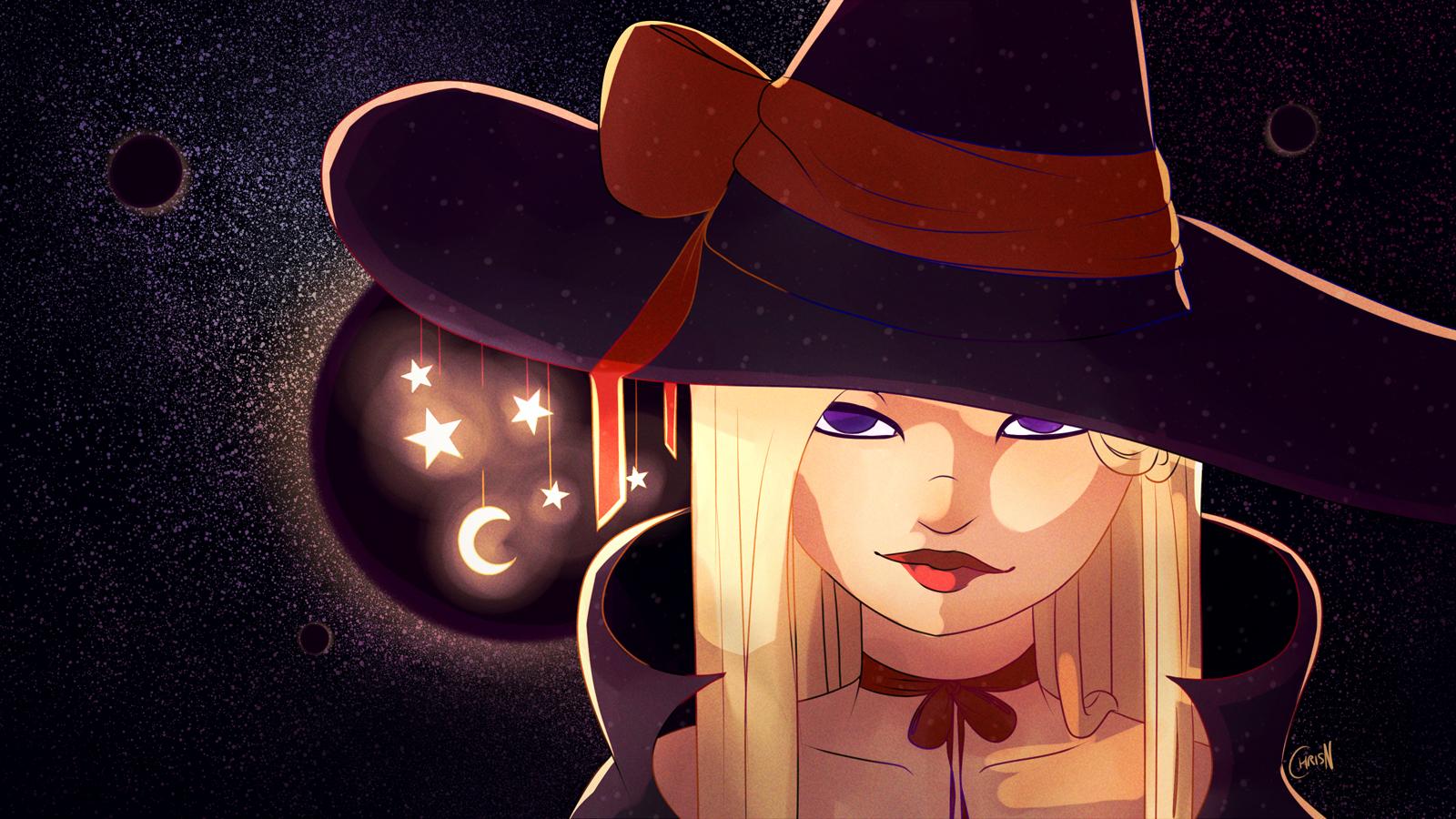 Galaxy Witch