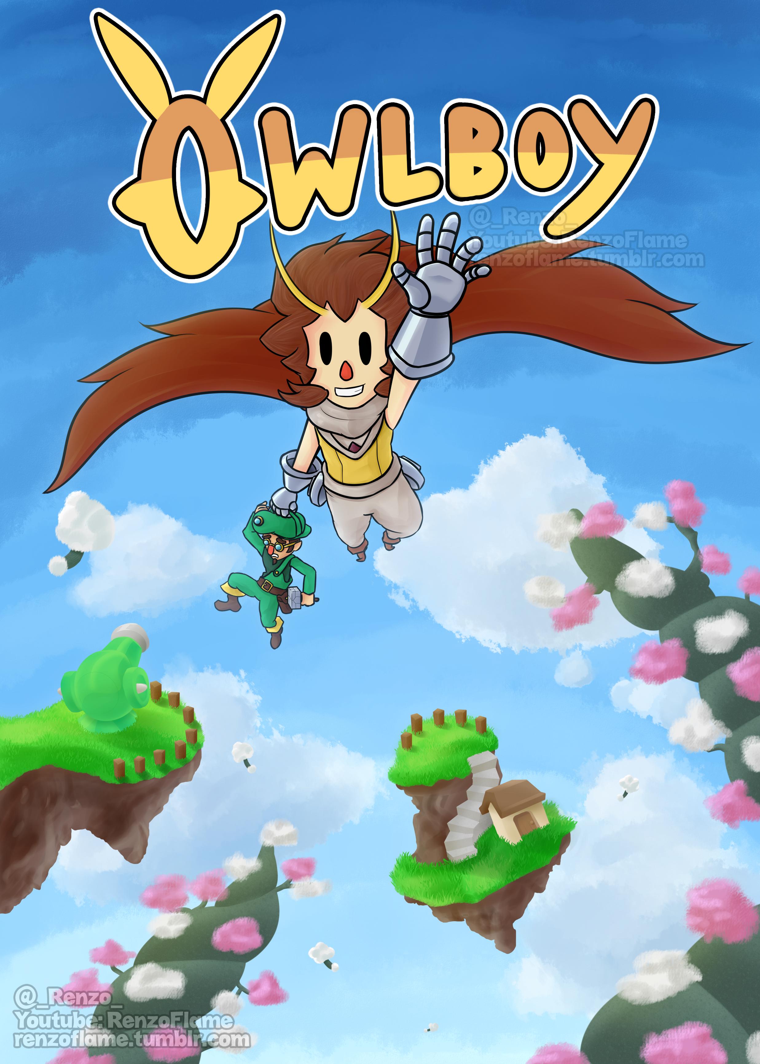 Great Owlboy !