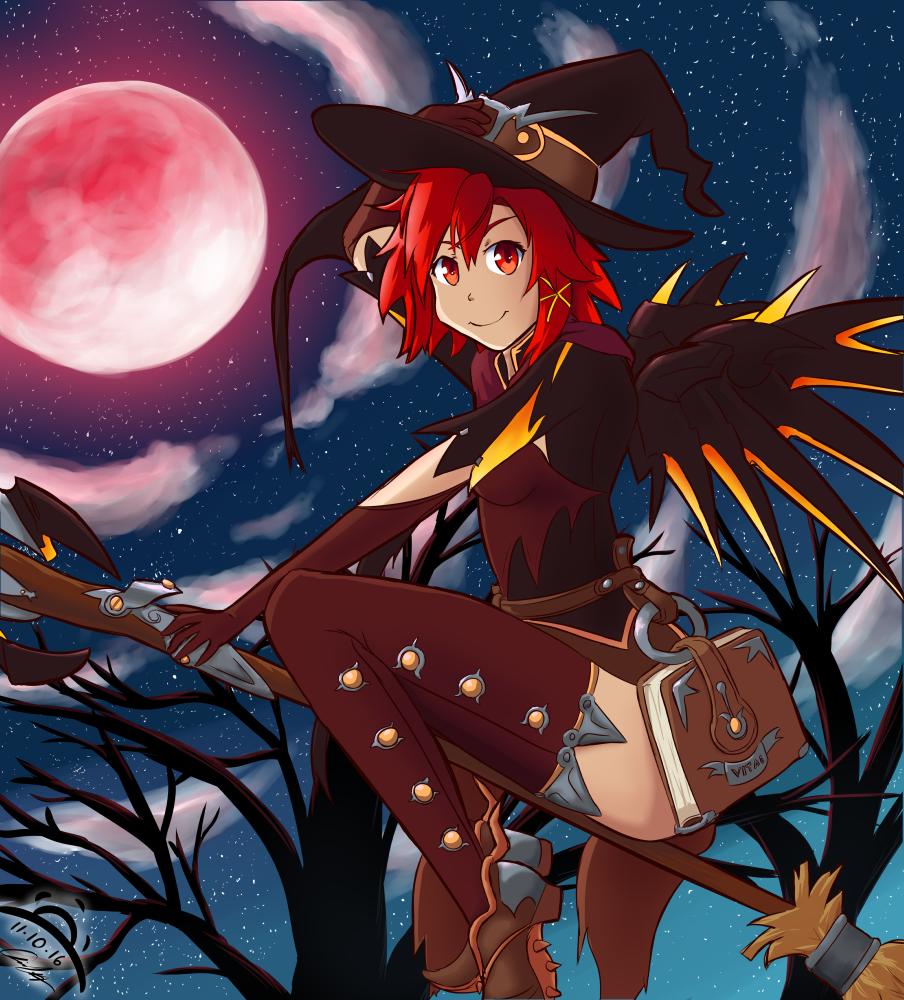 Izetta the Dark Witch
