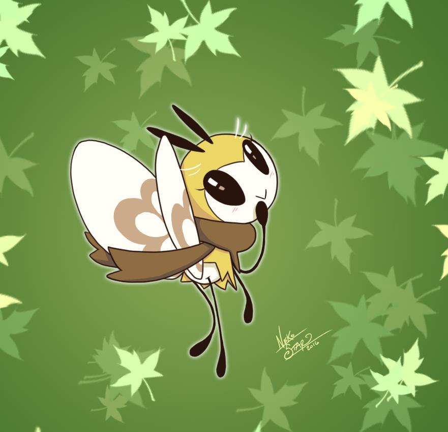 Ribombee is cutest bug