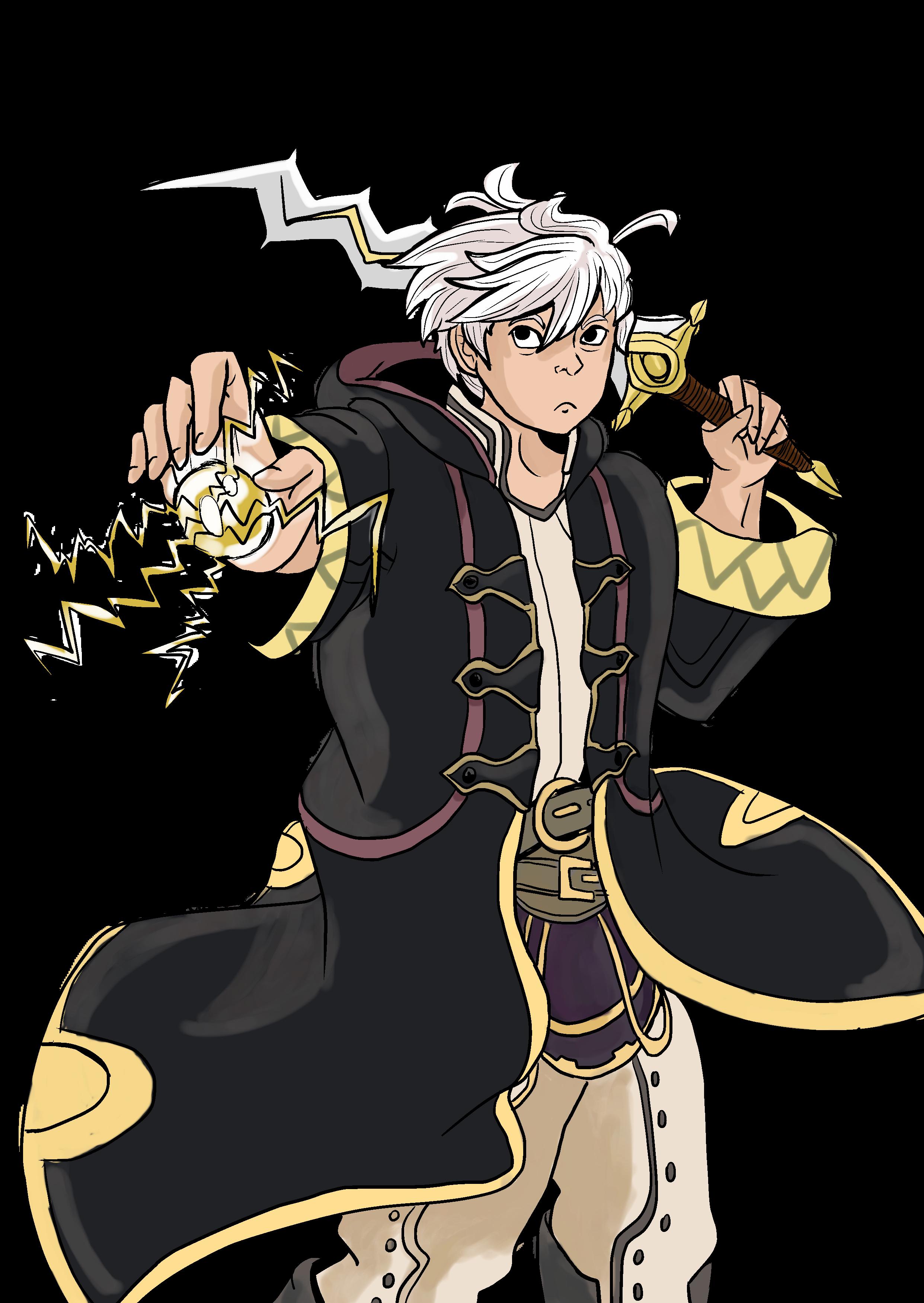 Robin from Fire Emblem
