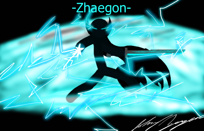 Zhaegon the Thunder God