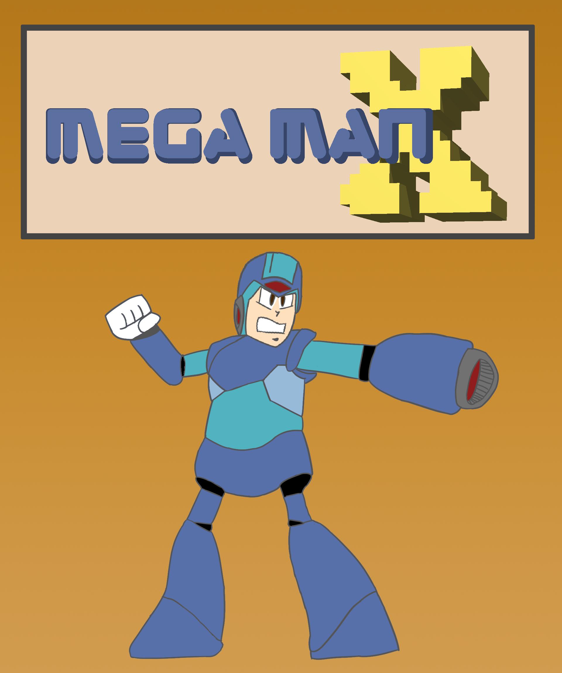 Mega Man X!