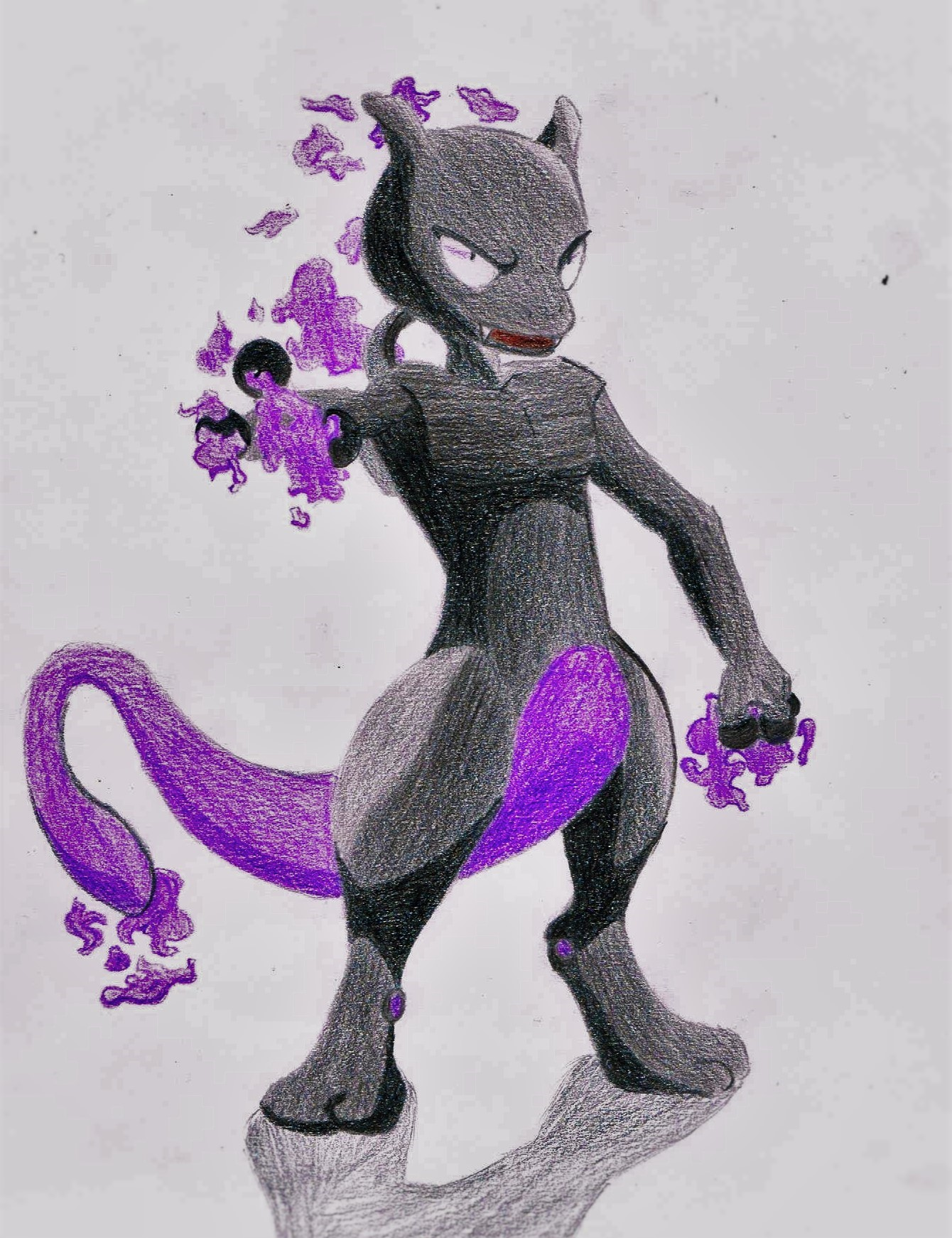mew two and ghastly