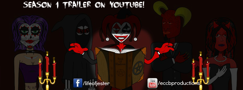The Life Of Jester - Facebook Cover Photo