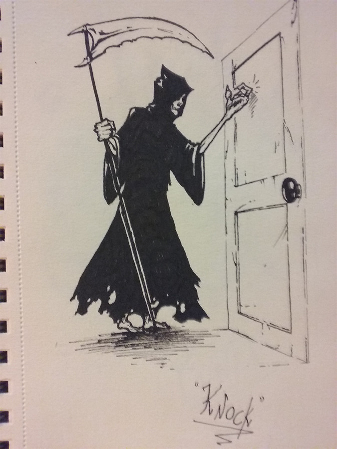 DAY 13 - Knock