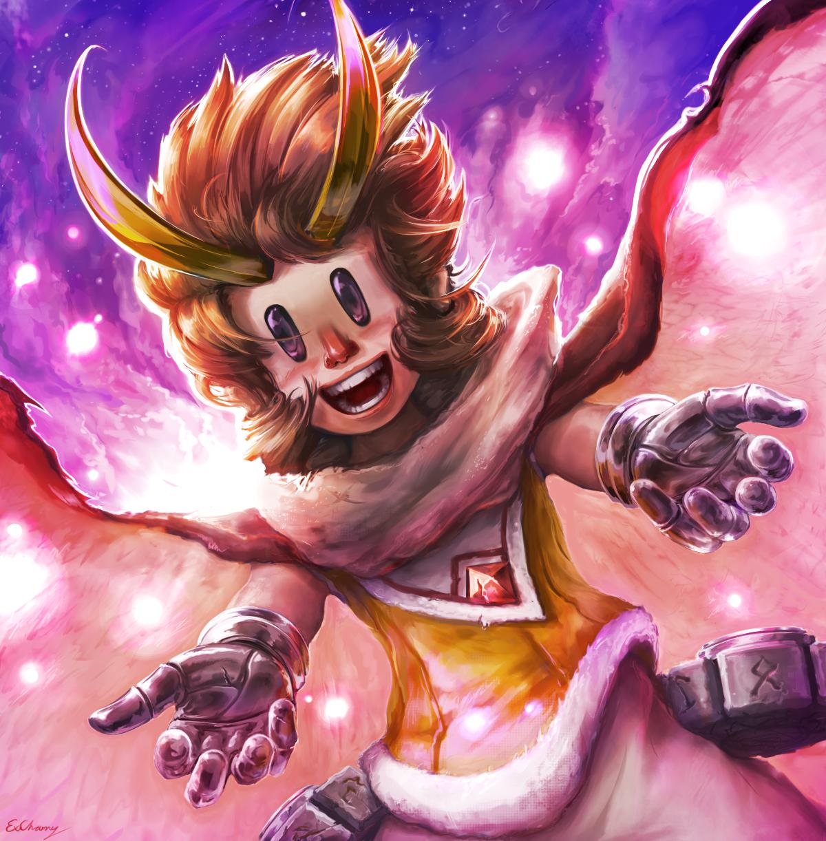 Let's fly [ Owlboy fanart ]