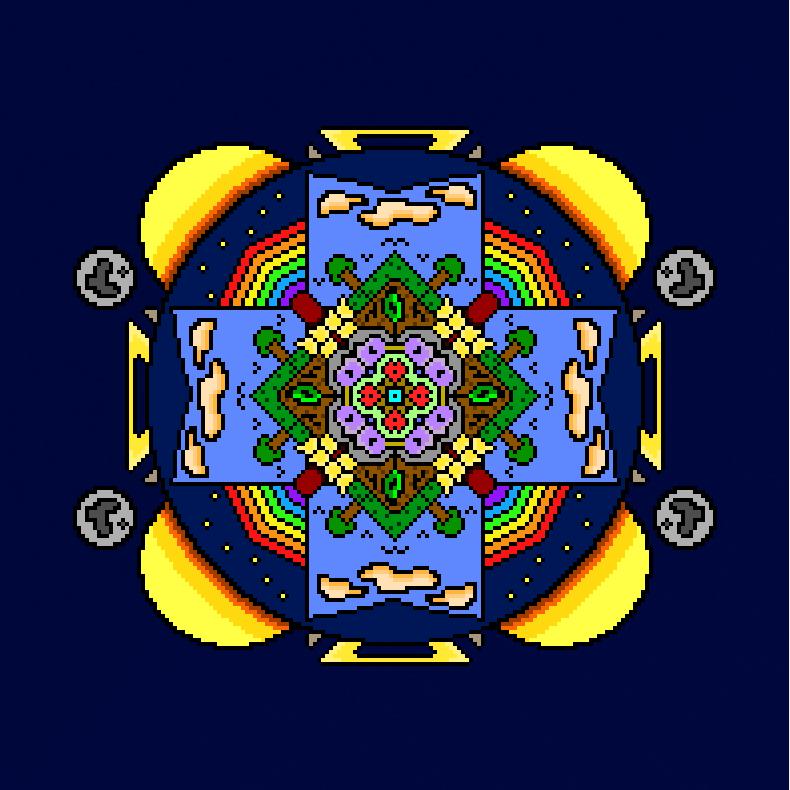 My first Pixel-Art