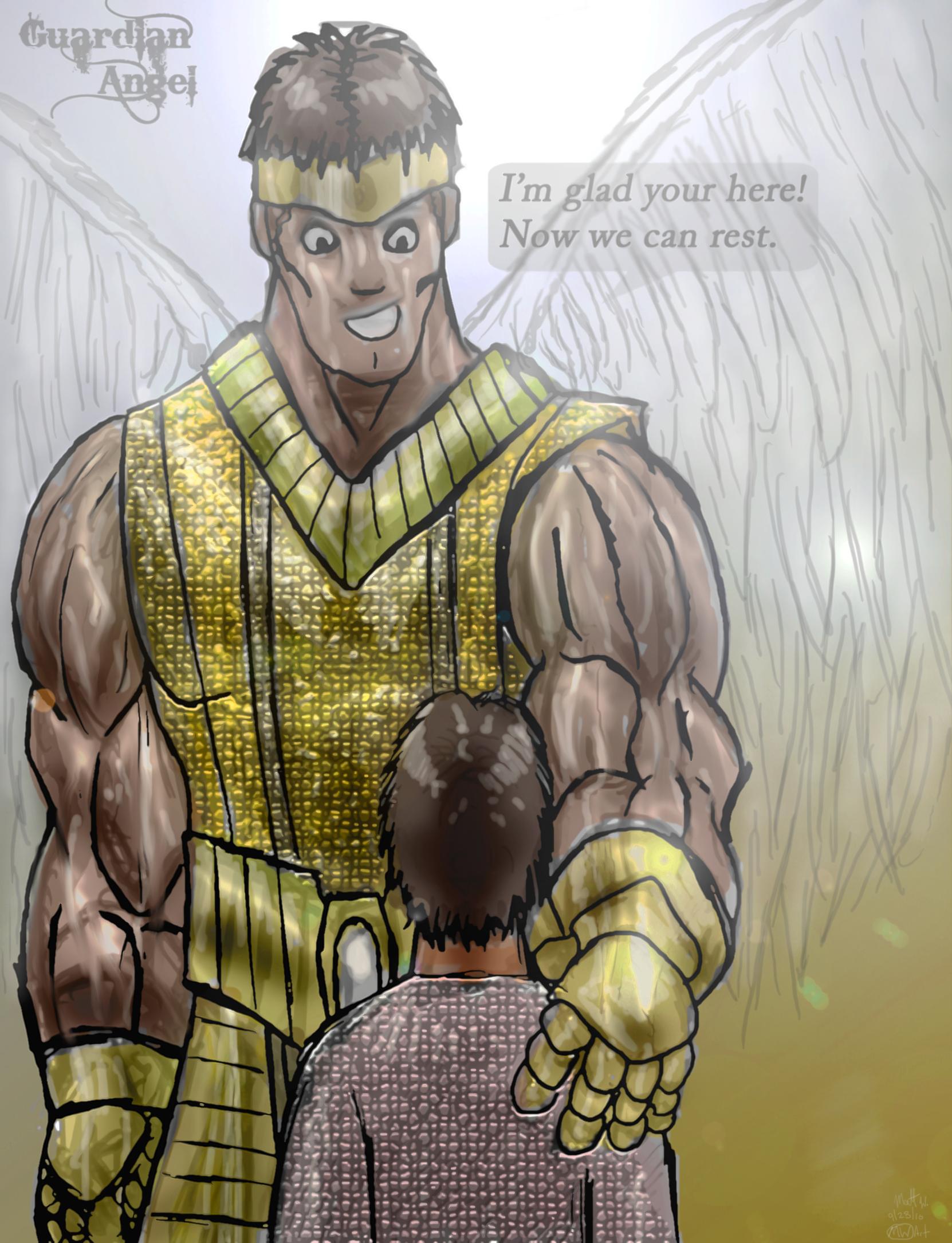 MW Guardian Angel