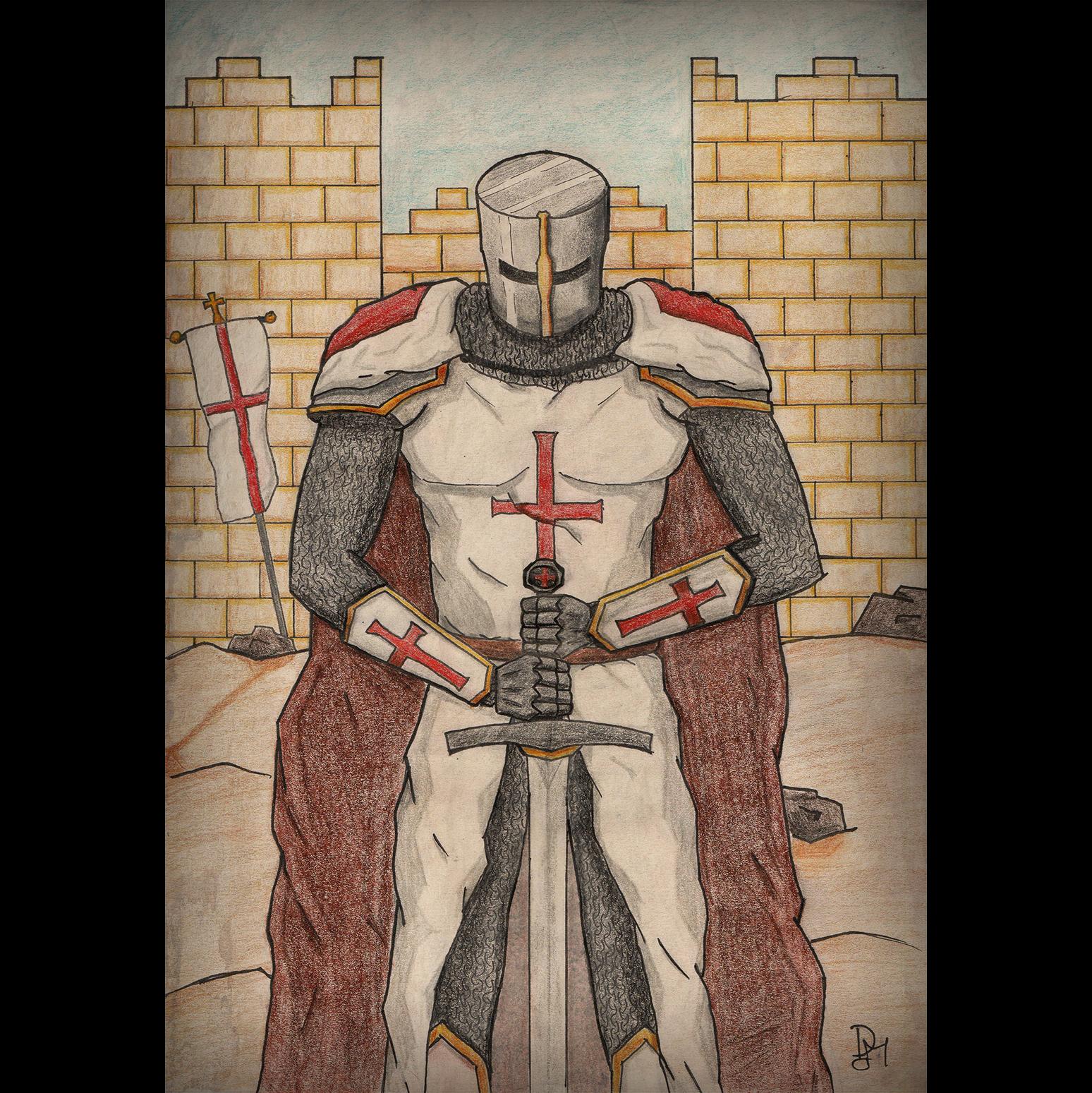 Templar - Stronghold Crusader