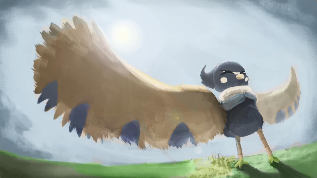 Fib - Owlboy