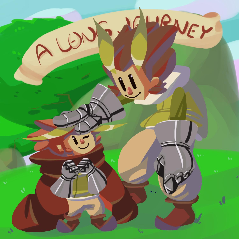 A Long Journey - Owlboy