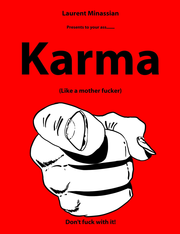 Karma by Laurent Minassian
