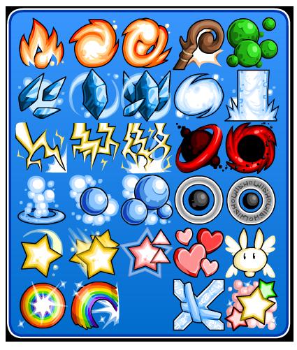 P2 Skill Icons