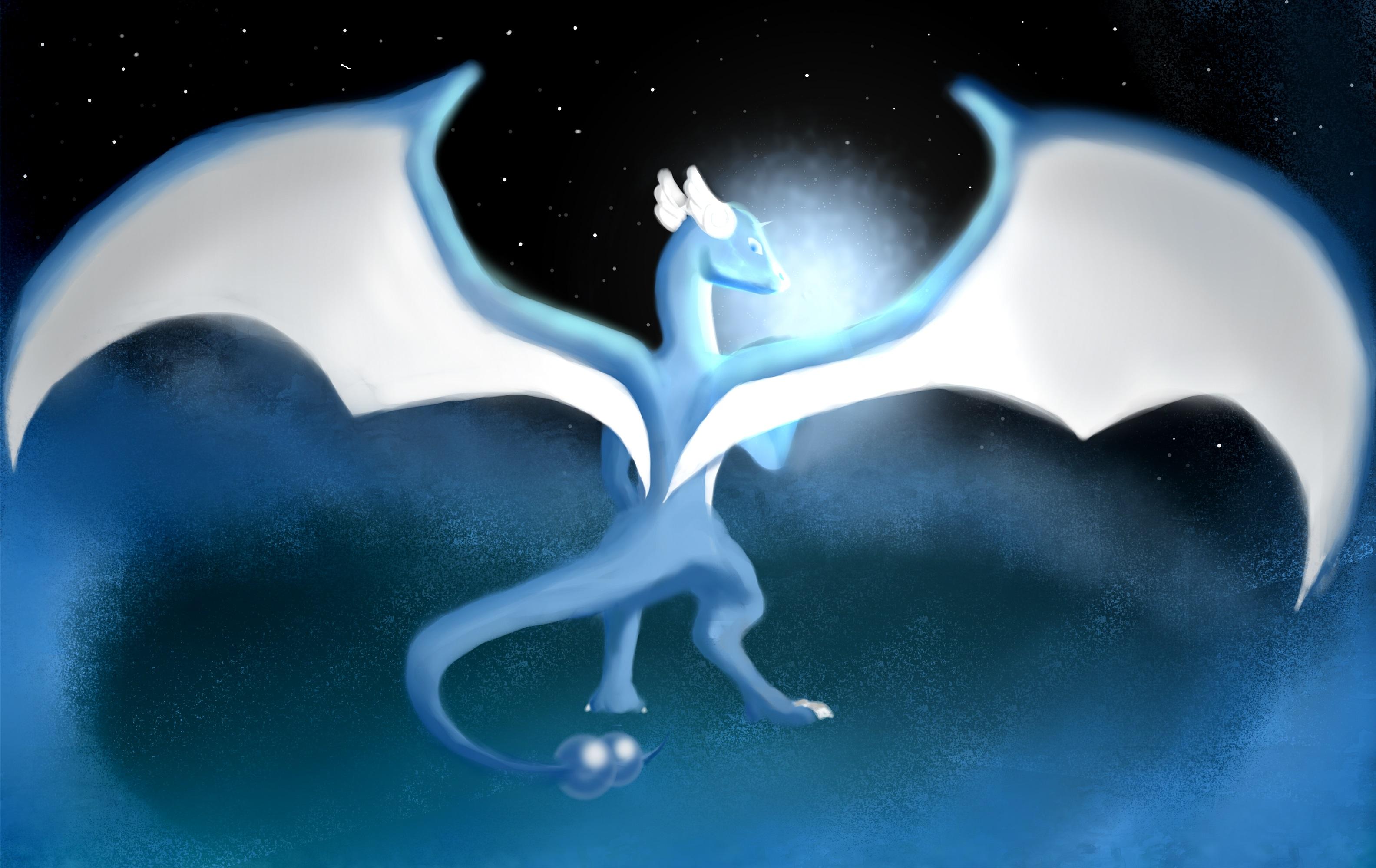 Charizard X Dragonair - Drazard